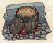 Alamarri pickled kron bild