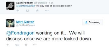 BioWare working on DLC news