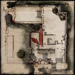 The Courtyard Map