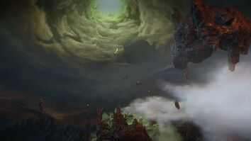 Последний бой Стража и красного дракона
