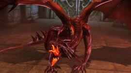 Creature-Dragon Thrall