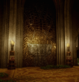 Der Mythal-Tempel - Das Mosaik