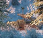 Holzschlagposition