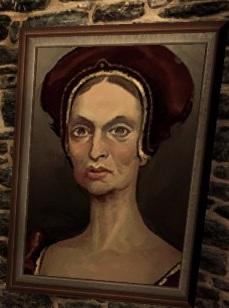 Lady Mantillon