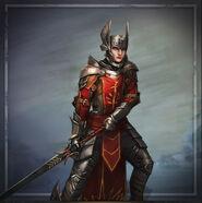Рыцарь-капрал храмовников Hoda