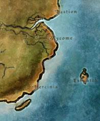 Estwatch Map