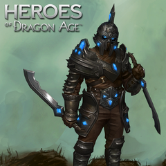 Sha-Brytol Stone Stalker in <i>Heroes of Dragon Age</i>