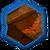 Тронутый тенью пирофит (иконка)