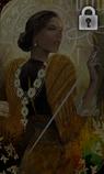 Tarotkarte Josephine - Gesperrt