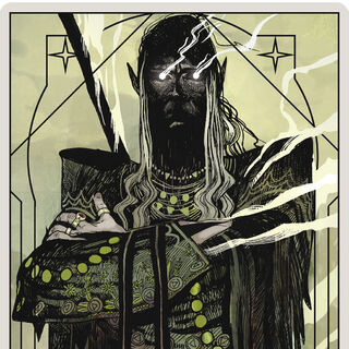 Arcane Warrior Tarot Card