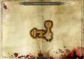 Map-Harrowmont's Estate
