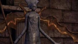 Object-Elven Statue