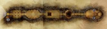 Spiessrutenlauf Minimap