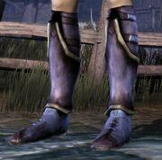 Кожаные сапоги Серого Стража