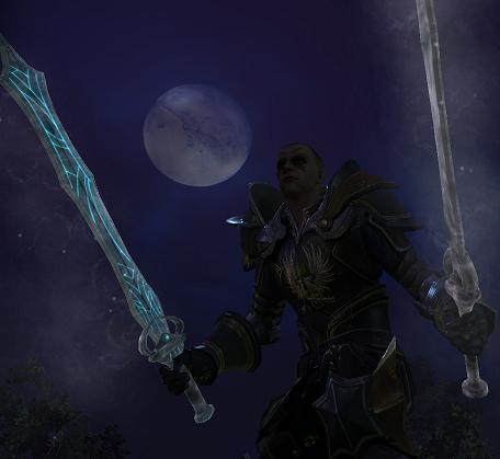 Armour-swords