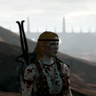 Aveline and Hawkes first encounter