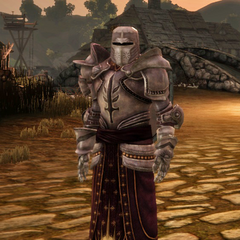 Alternate Templar Regalia in <i>Dragon Age: Origins</i>