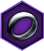 Unique ring icon
