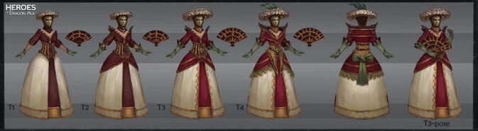Вдова (концепт) HoDA