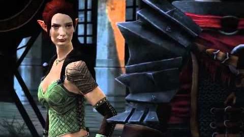 Felicia Day introduces Dragon Age 2 Mark of the Assassin DLC