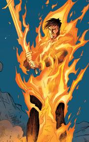 Marius fire