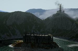 Elven Mountain Ruins Header Image
