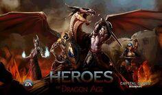 Heroes of DA постер 2