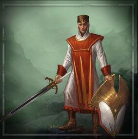 Воин Церкви HoDA