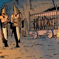 Sklavenlager der Venatori in <a href=