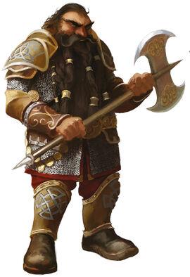 Воин Dragon Age RPG