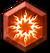 Превосходная огненная руна (иконка)