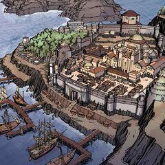 Stadt Qarinus
