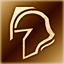 Легкий шлем (золотой)