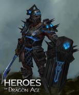 Ша-бритол - почтительный защитник Hoda
