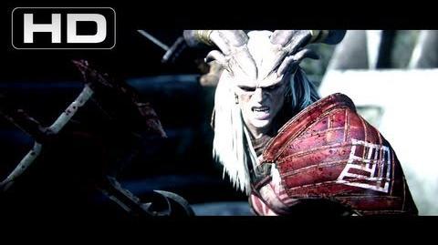 Dragon Age 2 - Official Gamescom Destiny Trailer HD