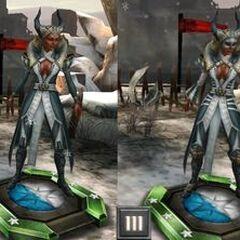 Postęp Vivienne w Heroes of Dragon Age