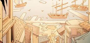 Герциния вид на гавань damk