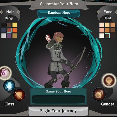 Hero Creation