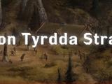 Die Waffe von Tyrdda Strahlaxt finden