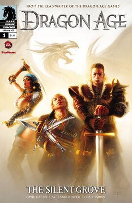 Dragon Age The Silent Grove - DATSG1