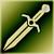 Длинный меч (зеленый)
