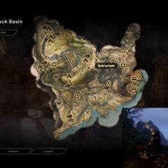 Belenas - Map Location