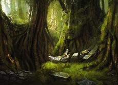 Elven tree wotv1