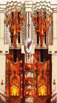 Templar hall