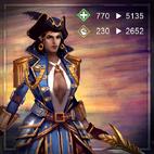 Капитан Изабела HoDA