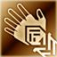 Легкие перчатки (золотые)