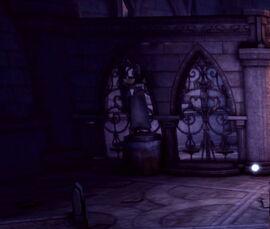 Комнаты старших магов