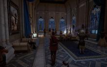 Erpressungsmaterial im Gästeflügel