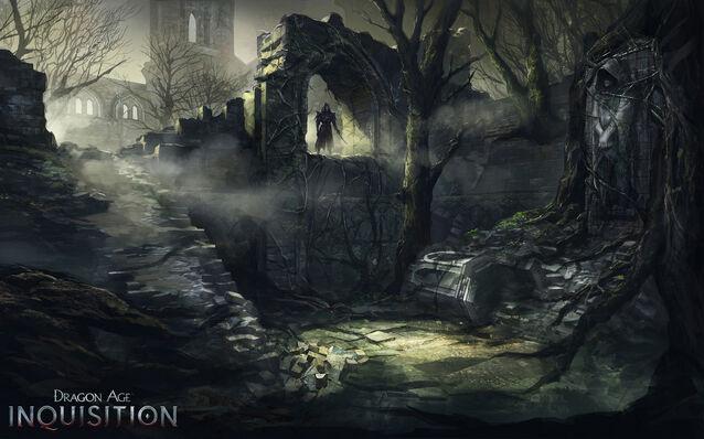 Inquisition concept art
