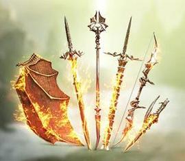 Оружие Пламя Инквизиции